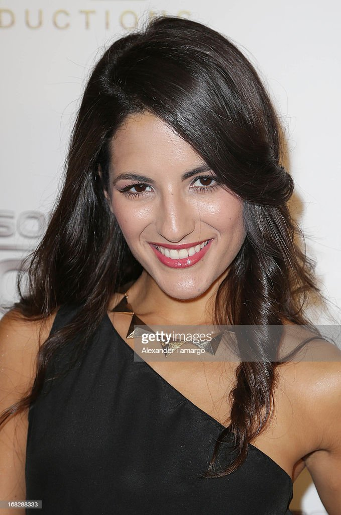 Maria Corina attends Telemundo's Todos Somos Heroes Gala on May 7, 2013 in Miami, Florida.