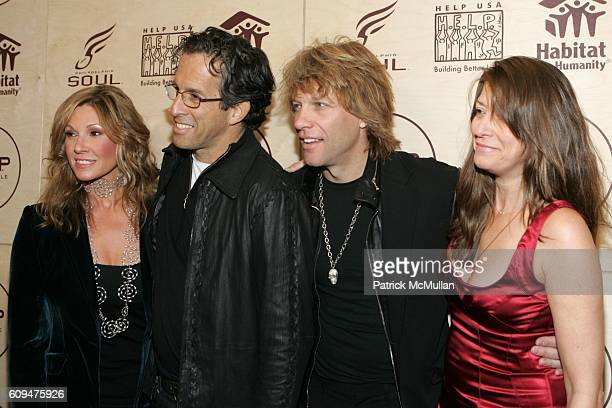Maria Cuomo Cole Kenneth Cole Jon Bon Jovi and Dorothea Bon Jovi attend Jon Bon Jovi and Kenneth Cole Team Up For An Unforgettable Night of...