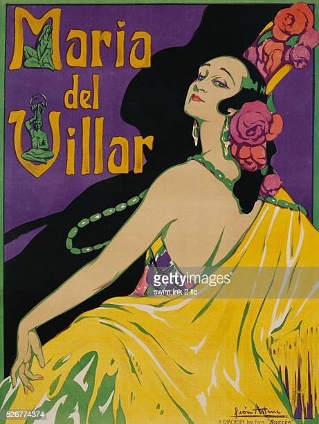 Maria del Villar by Artruc