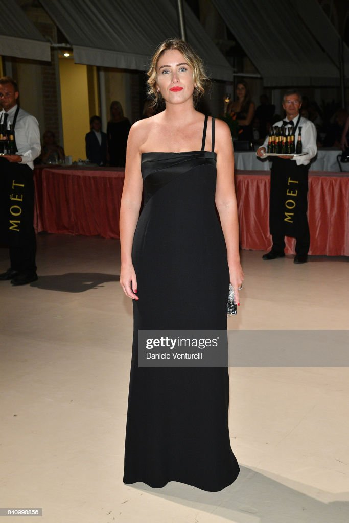 Opening Ceremony Dinner Arrivals - 74th Venice Film Festival