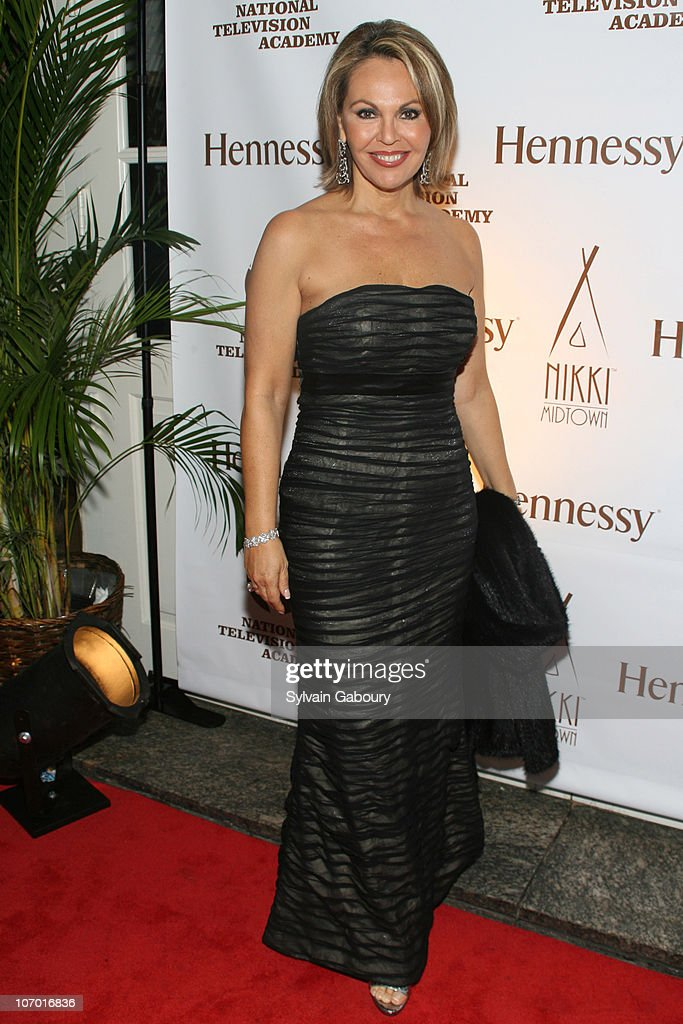2nd Annual Leaders of Spanish Language Television Awards - After Party - Red