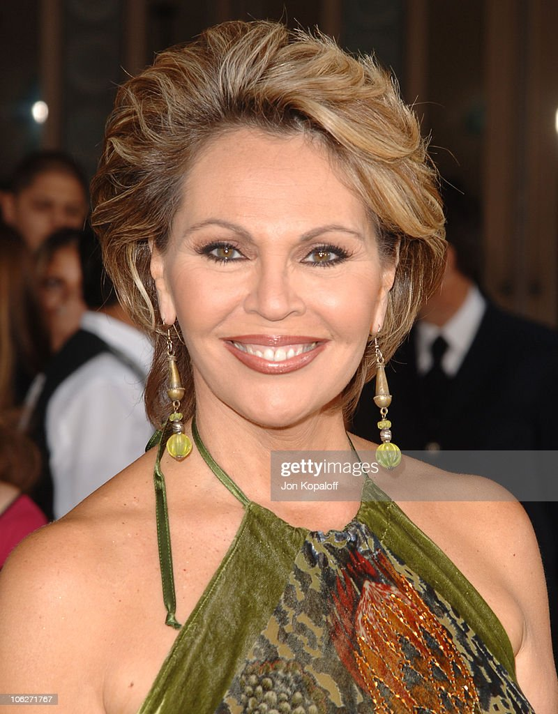 Maria Elena Salinas during The 6th Annual Latin GRAMMY Awards - Arrivals at Shrine Auditorium in Los Angeles, California, United States.