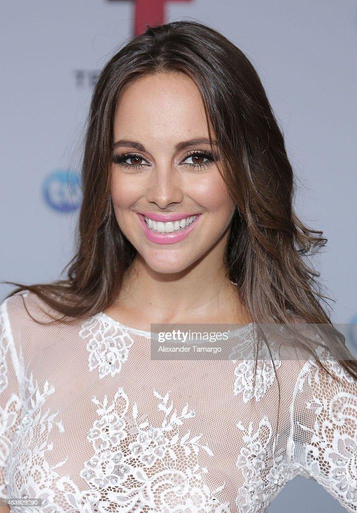 <b>Maria Elisa</b> Camargo arrives at Telemundo's Premios Tu Mundo Awards 2014 at <b>...</b> - maria-elisa-camargo-arrives-at-telemundos-premios-tu-mundo-awards-at-picture-id453929290