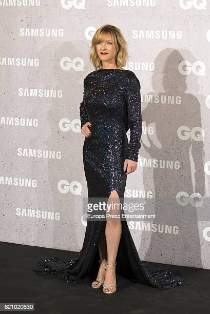Maria Esteve attends GQ 2016 Men of the Year Awards at Palace Hotel on November 3 2016 in Madrid Spain