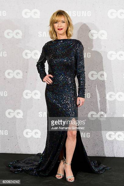 Maria Esteve attends 'GQ Men Of The Year Awards 2016' photocall at Palace Hotel on November 3 2016 in Madrid Spain