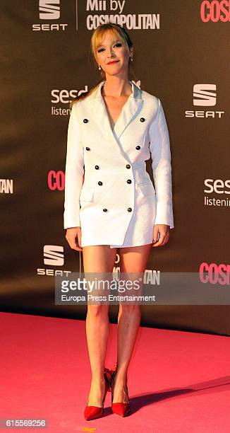 Maria Esteve attends IX Cosmopolitan Fun Fearless Female Awards at La Riviera on October 18 2016 in Madrid Spain