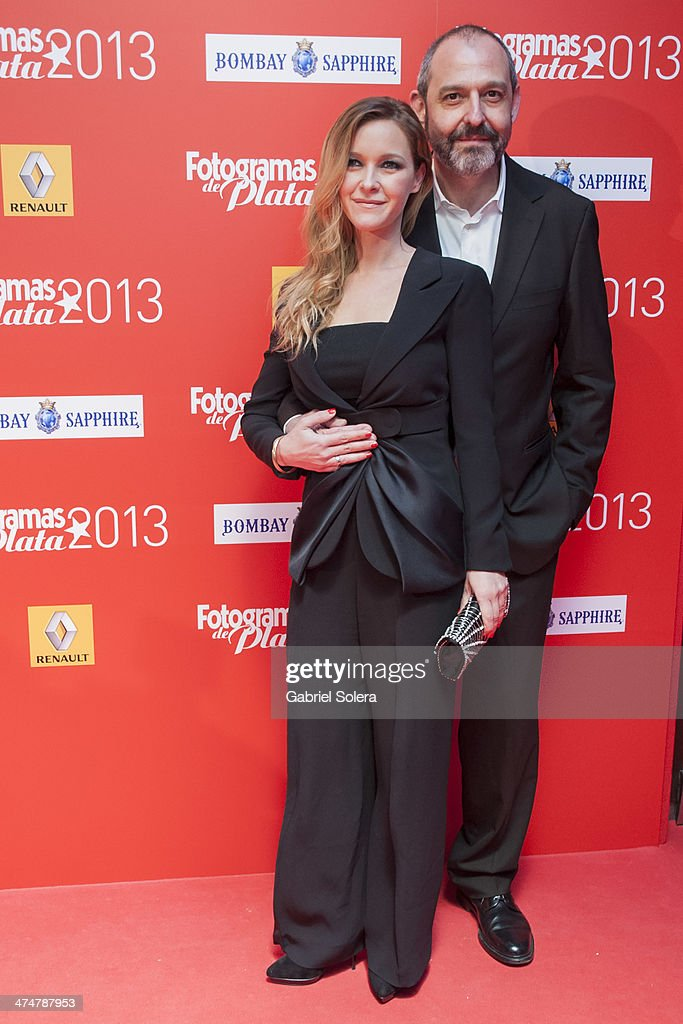 Maria Esteve (L) attends the 'Fotogramas Awards' 2013 at Joy Slava on February 24, 2014 in Madrid, Spain.