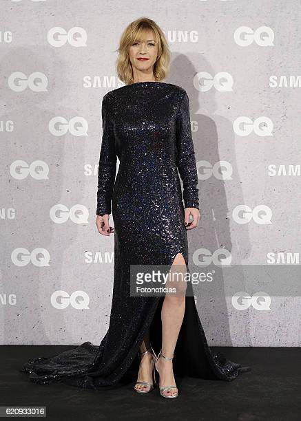 Maria Esteve attends the GQ Men of the Year Awards at The Palace Hotel on November 3 2016 in Madrid Spain