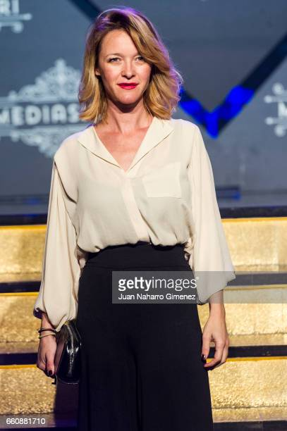 Maria Esteve attends the opening of the new Clandestine Show Club 'The Secret' on March 30 2017 in Madrid Spain