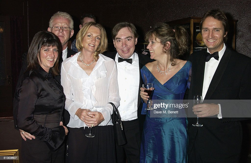 Maria Friedman, Michael Crawford and Jill Paice attend the Royal Gala Premiere of Lord Andrew Lloyd Webber's new musical 'The Woman In White' at the Palace Theatre, Shaftesbury Avenue on September 13, 2004 in London.