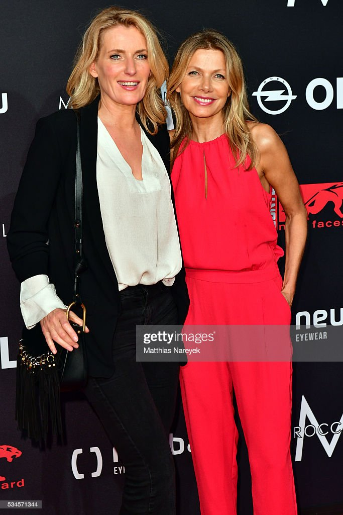 Maria Furtwaengler and Ursula Karven during the New Faces Award Film 2015 at ewerk on May 26, 2016 in Berlin, Germany.