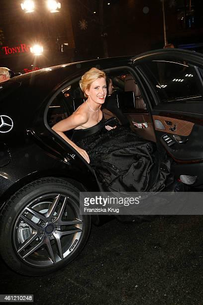 Maria Furtwaengler arrives at the Bambi Awards 2014 on November 13 2014 in Berlin Germany