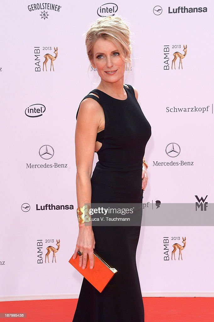 Maria Furtwaengler attends the Bambi Awards 2013 at Stage Theater on November 14, 2013 in Berlin, Germany.