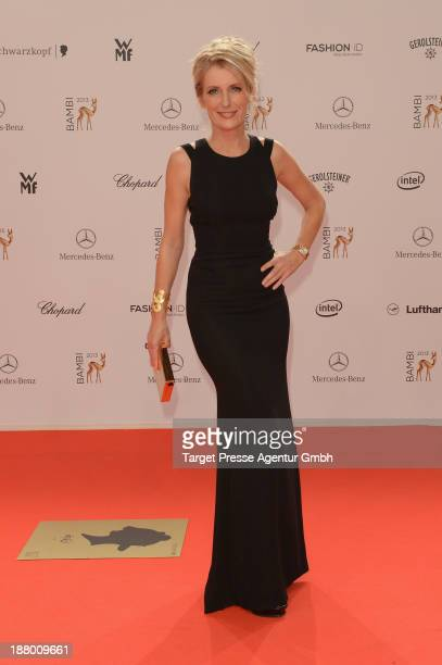 Maria Furtwaengler attends the Bambi Awards 2013 at Stage Theater on November 14 2013 in Berlin Germany