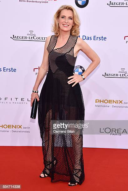 Maria Furtwaengler attends the Lola German Film Award on May 27 2016 in Berlin Germany