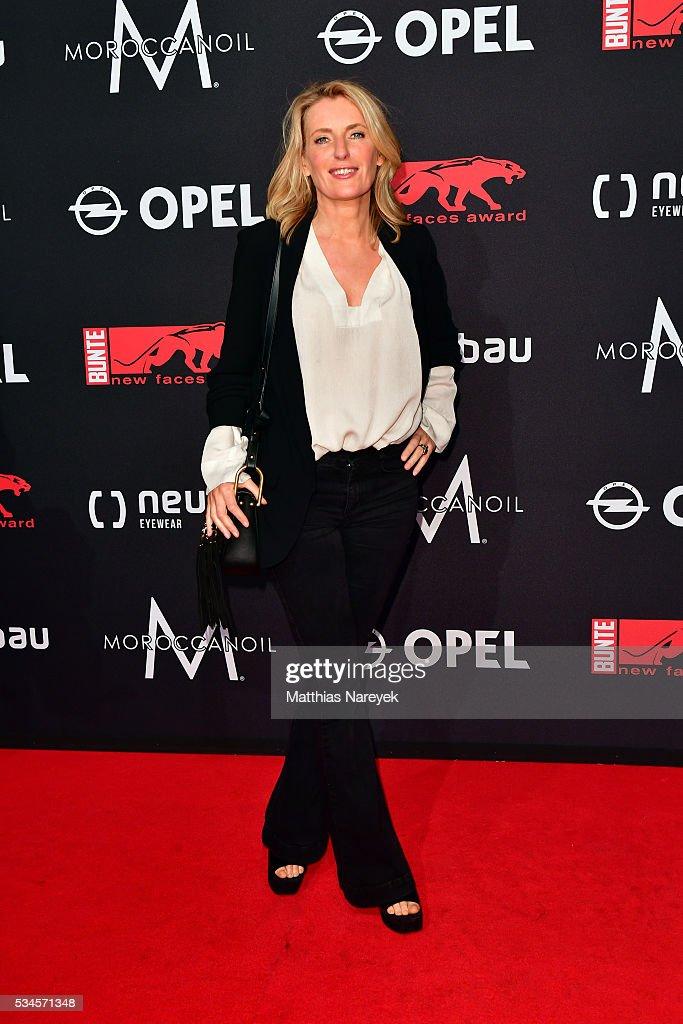 Maria Furtwaengler during the New Faces Award Film 2015 at ewerk on May 26, 2016 in Berlin, Germany.