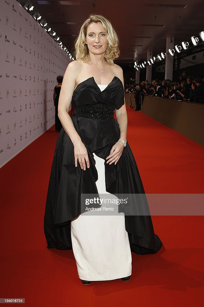 Maria Furtwaengler-Burda attends the Bambi Award 2011 at the Rhein-Main-Hallen on November 10, 2011 in Wiesbaden, Germany.