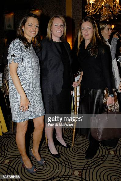Maria Hatzistefanis Majorie Gubelmann and attend MARIA HATZISTEFANIS presents GLAMOTOX at a glamorous upper east side luncheon at The Carlyle on...