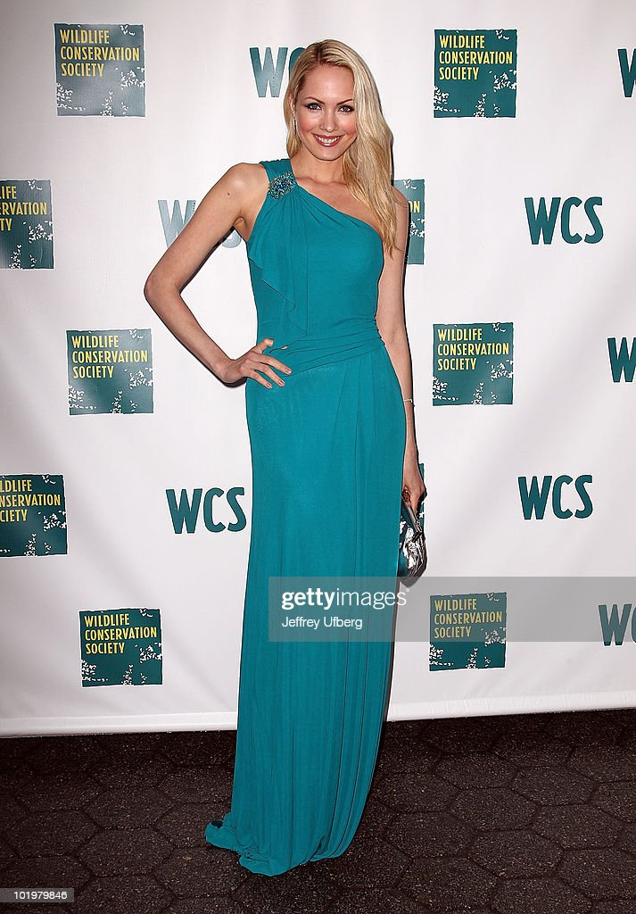 Maria Helena Vianna attends the 2010 Wildlife Conservation Society gala at the Central Park Zoo on June 10, 2010 in New York City.