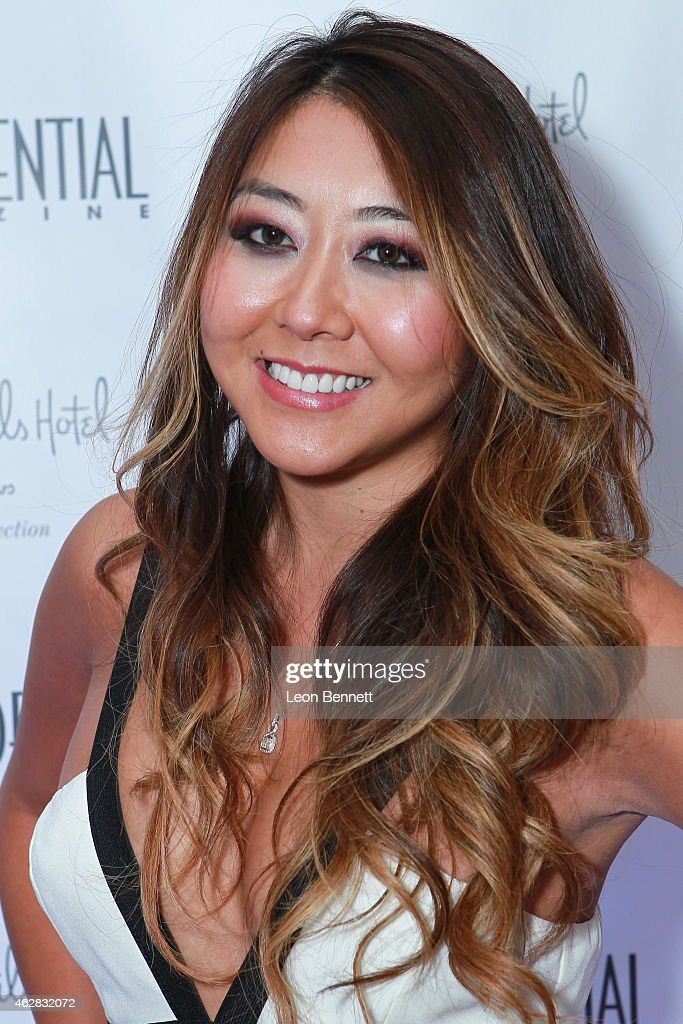 Maria Ho attended the Los Angeles Confidential Grammy Weekend Kickoff Party at Beverly Hills Hotel on February 5, 2015 in Beverly Hills, California.