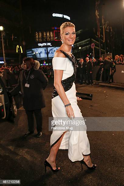 Maria HoeflRiesch arrives at the Bambi Awards 2014 on November 13 2014 in Berlin Germany