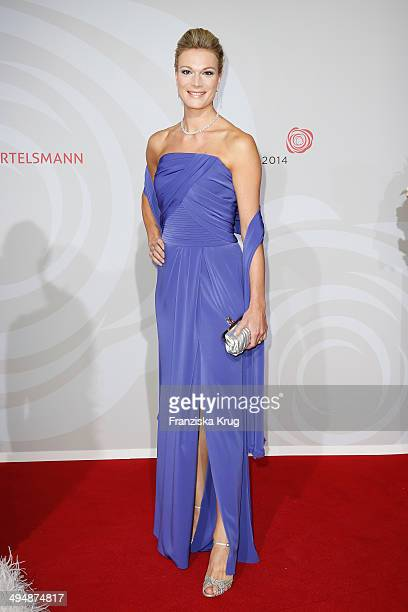 Maria HoeflRiesch attends the Rosenball 2014 on May 31 2014 in Berlin Germany