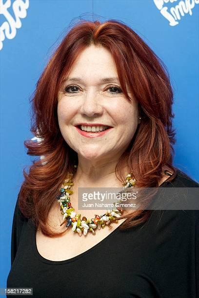 Maria Jesus Gonzalez attends 'Lo Que De Verdad Importa' book presentation at Torre Espacio on December 11 2012 in Madrid Spain