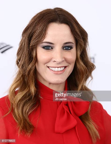 Maria Joao Bastos attends the 2016 Film Independent Spirit Awards on February 27 2016 in Santa Monica California