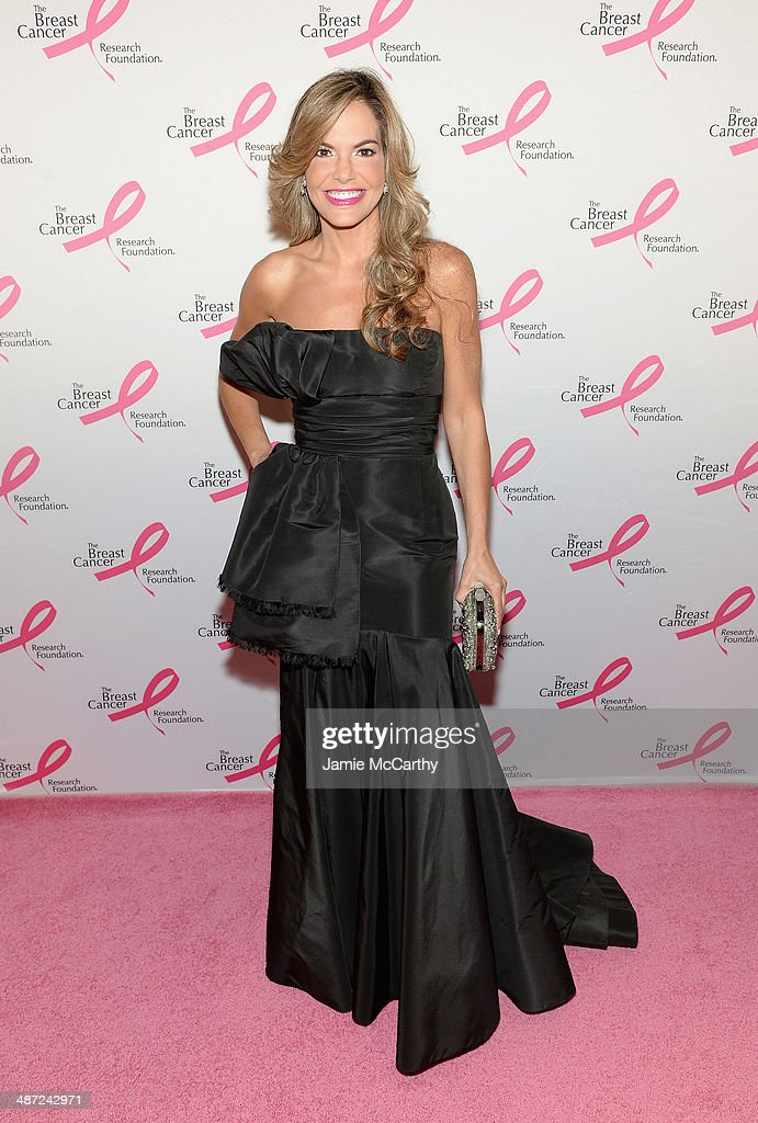 Maria Jose Barraza attends The Breast Cancer Foundation's 2014 Hot Pink Party at Waldorf Astoria Hotel on April 28, 2014 in New York City.