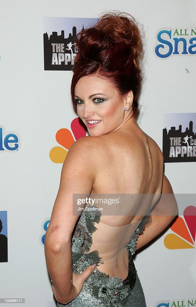Maria Kanellis attends 'The Celebrity Apprentice' Season 3 finale after party at the Trump SoHo on May 23, 2010 in New York City.