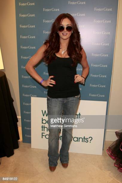 Maria Kanellis attends the Haven House Oscar Suite at the Haven House on February 18 2009 in Beverly Hills California