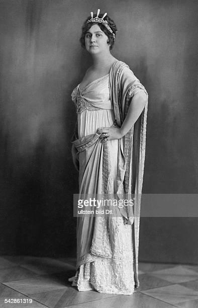 Maria LabiaPrimadonna der Komischen Oper BerlinAufnahme Ernst Sandauveröffentlicht BIZ 5/1914