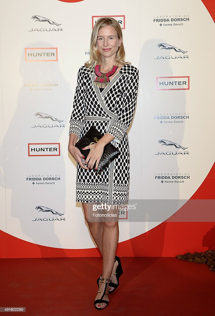 Maria Leon attends the 'Corazon Solidario' 2014 awards ceremony at Miguel Angel Hotel on July 2 2014 in Madrid Spain