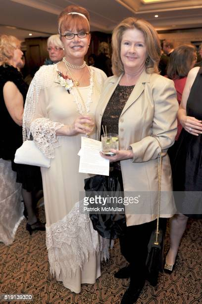 Maria McPolland and Wendy Chandler attend JUNIOR LEAGUE LEGACY BALL HONORING HENRY WINKLER at Montage Hotel on March 6 2010 in Beverly Hills...