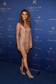 Maria Menounos arrives at Hakkasan Las Vegas Nightclub inside MGM Grand on July 22 2016 in Las Vegas Nevada