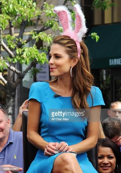 Maria Menounos as seen on May 15 2013 in Los Angeles CA