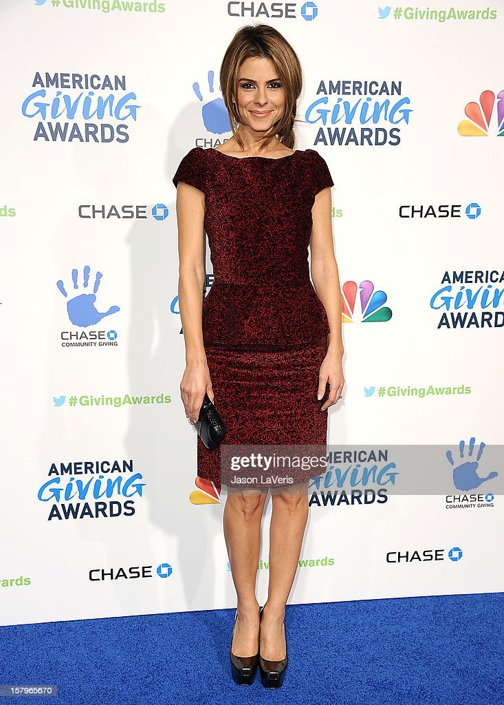 <a gi-track='captionPersonalityLinkClicked' href=/galleries/search?phrase=Maria+Menounos&family=editorial&specificpeople=203337 ng-click='$event.stopPropagation()'>Maria Menounos</a> attends 2012 American Giving Awards at Pasadena Civic Auditorium on December 7, 2012 in Pasadena, California.
