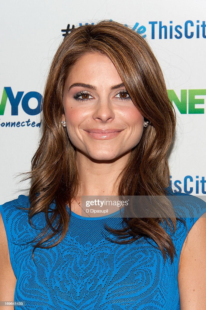 Maria Menounos attends the NewYork.com launch party at Arena on May 29, 2013 in New York City.