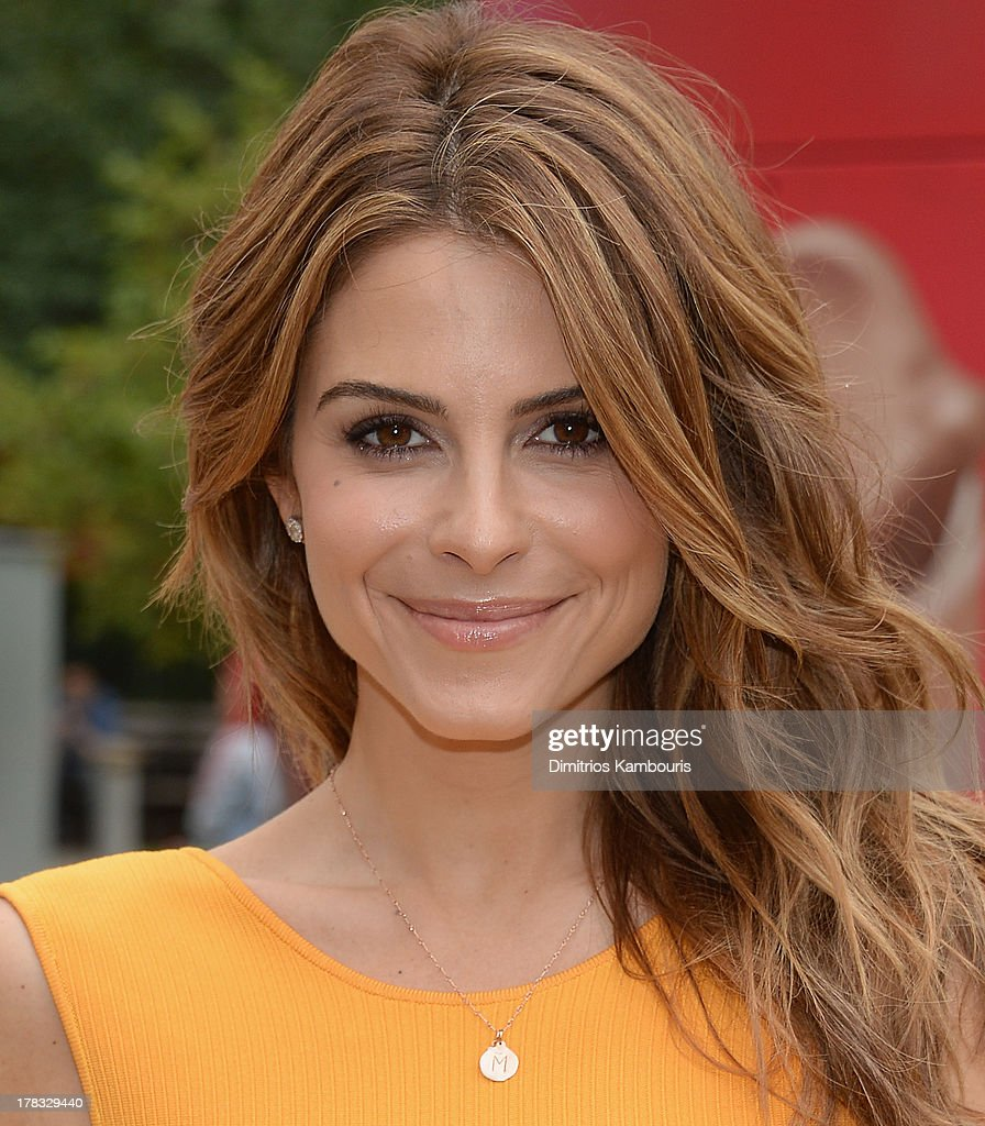 <a gi-track='captionPersonalityLinkClicked' href=/galleries/search?phrase=Maria+Menounos&family=editorial&specificpeople=203337 ng-click='$event.stopPropagation()'>Maria Menounos</a> attends the 'Skipperventions' Event Hosted By <a gi-track='captionPersonalityLinkClicked' href=/galleries/search?phrase=Maria+Menounos&family=editorial&specificpeople=203337 ng-click='$event.stopPropagation()'>Maria Menounos</a> to encourage people from skipping breakfast at Flatiron Plaza on August 29, 2013 in New York City.