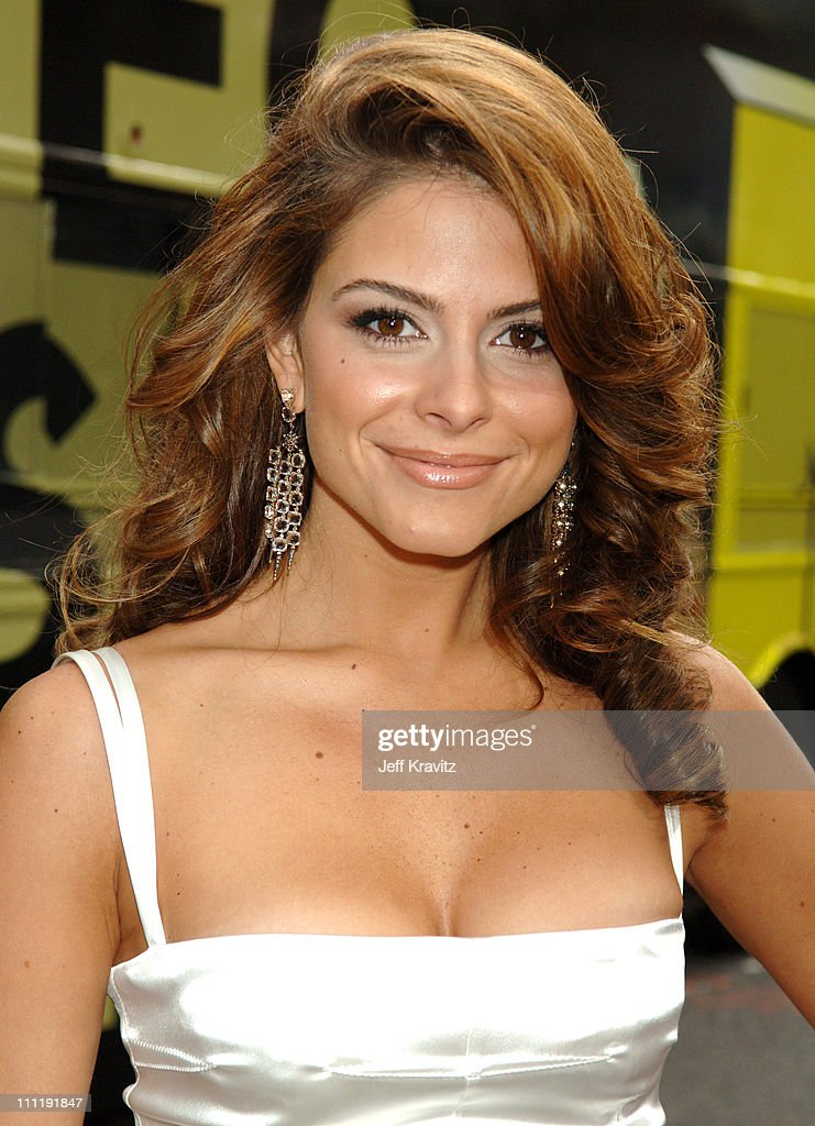 Maria Menounos Getty Images