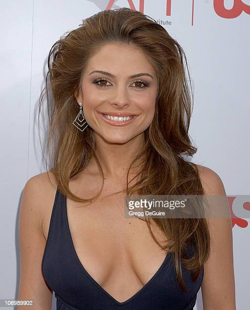Maria Menounos Stock Photos And Pictures Getty Images