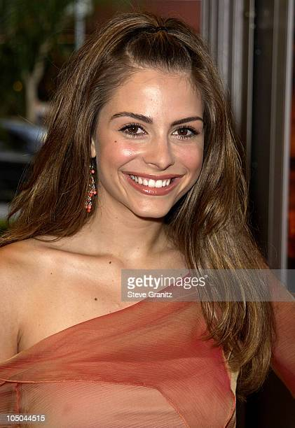 Maria Menounos during 'Reign of Fire' Premiere at Mann's Village in Westwood California United States