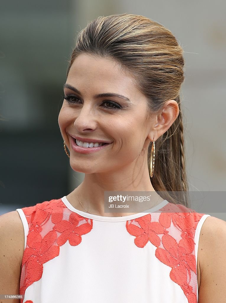 <a gi-track='captionPersonalityLinkClicked' href=/galleries/search?phrase=Maria+Menounos&family=editorial&specificpeople=203337 ng-click='$event.stopPropagation()'>Maria Menounos</a> is seen at The Grove on July 24, 2013 in Los Angeles, California.