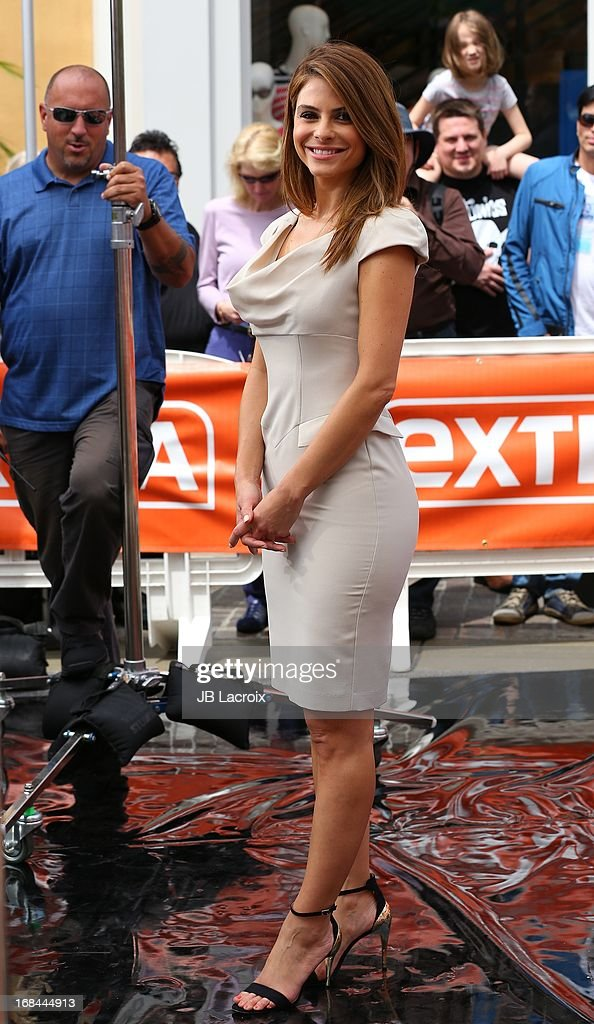 <a gi-track='captionPersonalityLinkClicked' href=/galleries/search?phrase=Maria+Menounos&family=editorial&specificpeople=203337 ng-click='$event.stopPropagation()'>Maria Menounos</a> is seen on May 9, 2013 in Los Angeles, California.