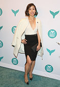 Maria Nguyen of The Art of Planting attends 8th Annual Shorty Awards Red Carpet And Awards Ceremony at The New York Times Center on April 11 2016 in...