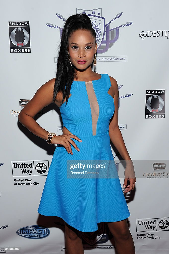 Maria Payano attends the Walter Thurmond Foundation for Arts & Education Launch at Shadow Boxers on August 29, 2014 in New York City.