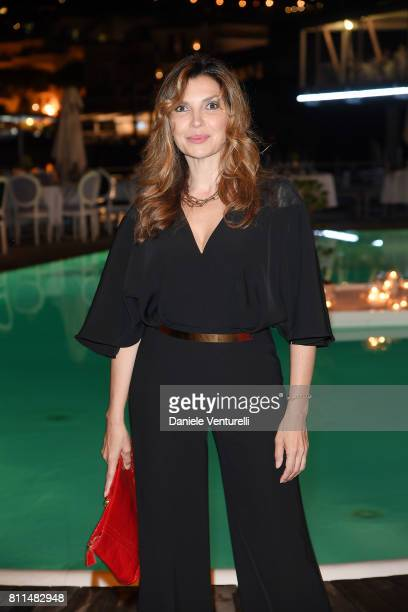 Maria Pia Calzone attends 2017 Ischia Global Film Music Fest on July 9 2017 in Ischia Italy