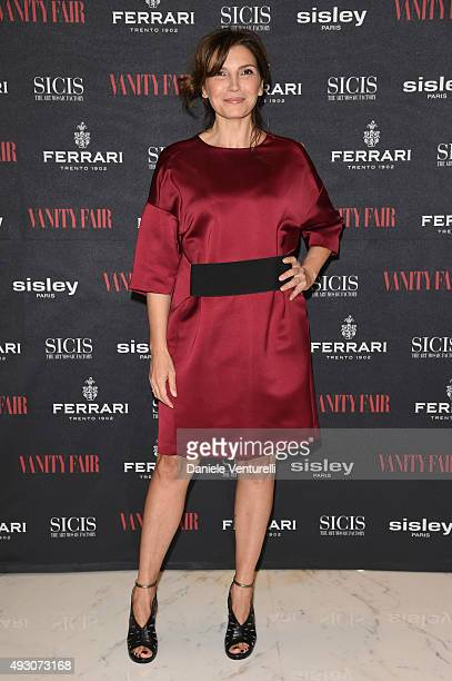 Maria Pia Calzone attends 'Cinema Italia' Exhibition Opening during the 10th Rome Film Fest at on October 17 2015 in Rome Italy
