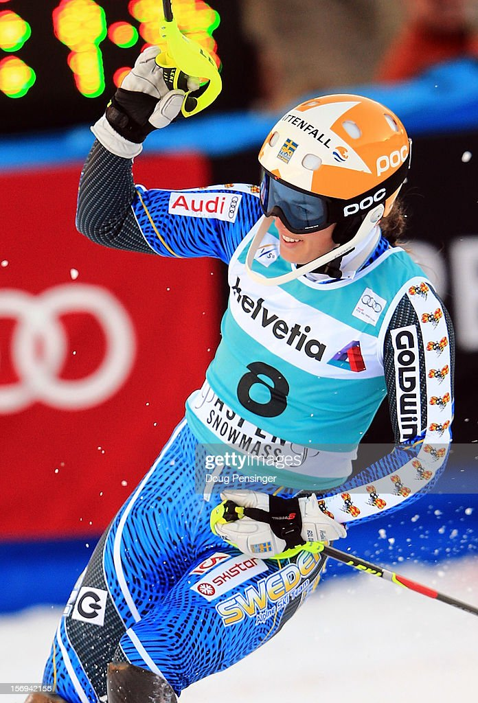 Nature Valley Aspen Winternational Women's Slalom - Audi FIS Ski World Cup