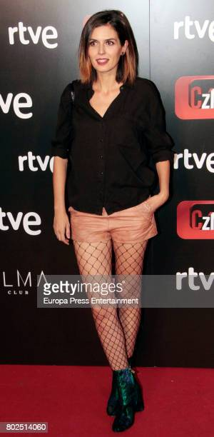 Maria Reyes attends 'Corazon' TV Programme 20th Anniversary at Alma club on June 27 2017 in Madrid Spain